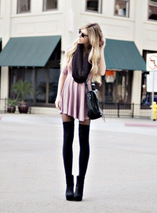 Fall 2013 Trends: Thigh Highs
