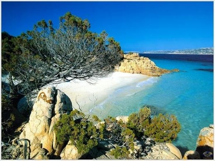 Magdalena, Sardinia