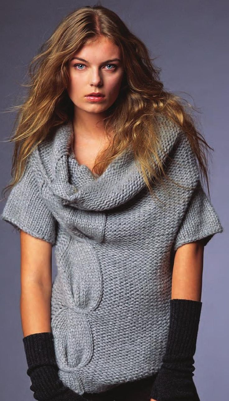 """Knitters, get out your needles! The editors of Vogue® Knitting have created a chic and beautiful """"best of"""" sweater collection, drawn from their extremely popular Very Easy Vogue® patterns. With basic stitches and simple finishing, these designs are ideal for newbies as well as knitters who want lots of style in little time. Some of knitwear's biggest names—including Cathy Carron, Rosemary Drysdale, Kaffe Fassett, Louisa Harding, Sasha Kagan, Kristin Omdahl, and Tom Scott—created these…"""