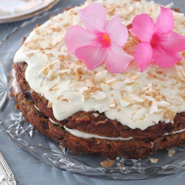 The Kiwi Cook | Gluten-free Carrot Cake | http://thekiwicook.com