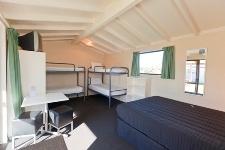 6 Berth Cabin Beachfront Accommodation at Papamoa Beach Resort