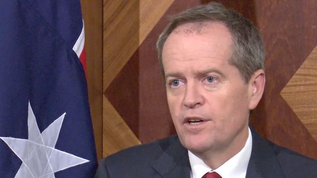 Bill Shorten: demonising disaffected Muslim youths will not stop radicalisation – video | Australia news | The Guardian