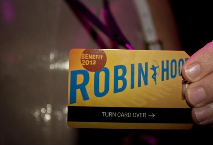 At last year's subway-themed Robin Hood Foundation gala in New York, guests received personalized cards resembling MetroCards that enabled them to donate funds anonymously throughout the night at their tables via IML devices, which were embedded into the centerpieces.
