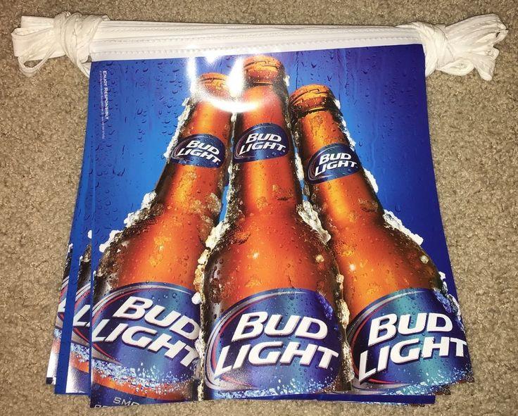Budweiser Cerveza banderín bandera signo Bud Light cadena aquí vamos | Objetos de colección, Cerveza y fabricación de cerveza, Letreros y avisos | eBay!