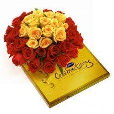 Cadbury Roses Celebration