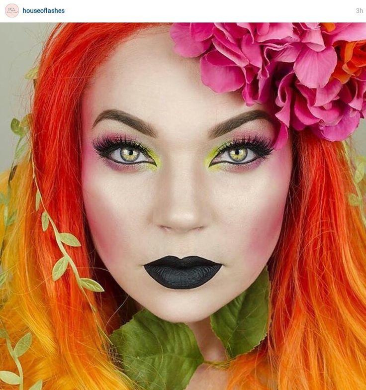 #Instagram discoveries, what art. #Makeup #cosmeticart
