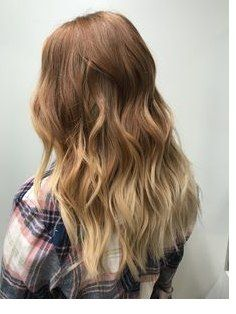 61 Best Ombre Haircolor images in 2019   Dark balayage, Ombre Hair ...-Beautiful Blends Of Balayage Ombre Hair Colors for 2019-2020-New Design