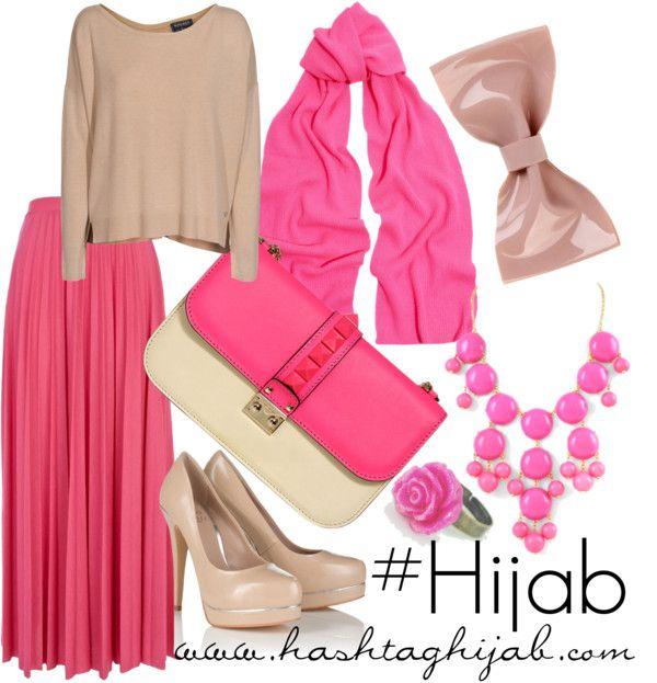 Hashtag Hijab Outfit #128