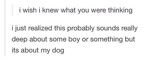 This is so me I think I've actually said this before
