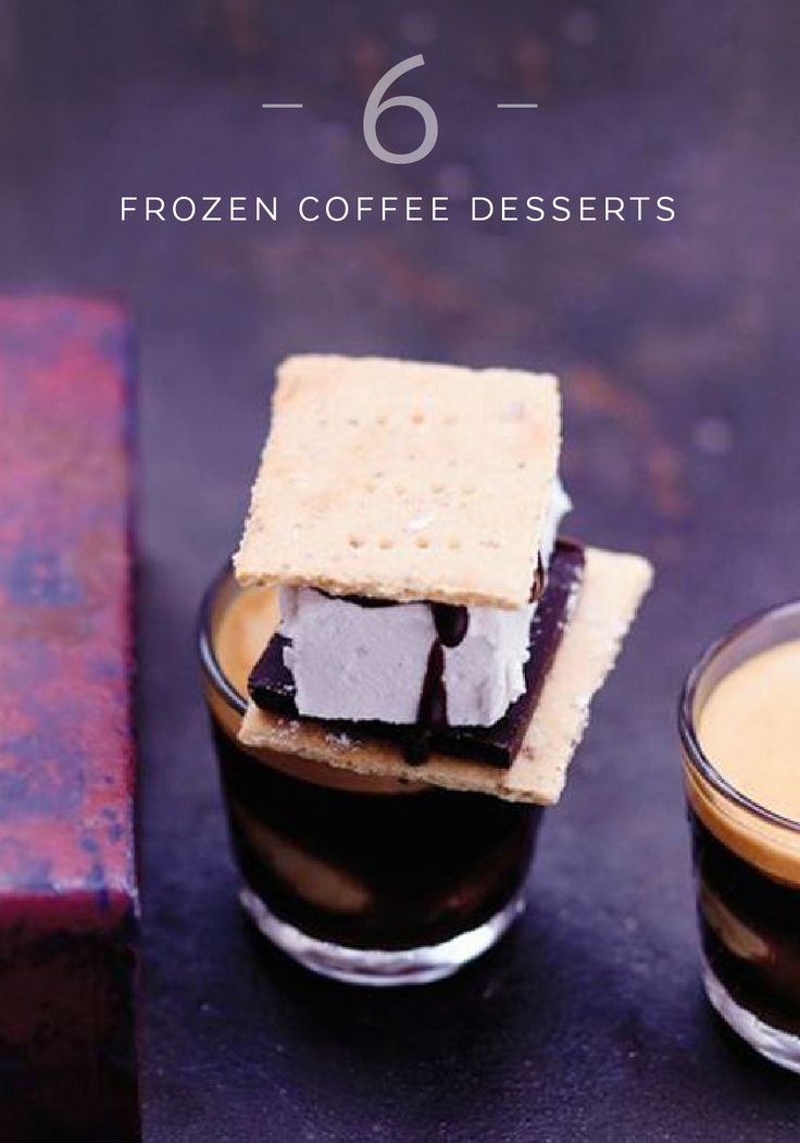 When you have ingredients this good, coffee is no longer just a morning drink. This collection of 6 frozen coffee desserts are a sweet way to treat yourself at the end of another successful day. Indulge in the taste of delicious coffee dessert recipes like S'mores and Vanilio Grand Cru or Brownies, Coffee Ice Cream, and Arpeggio Grand Cru, you've earned it.