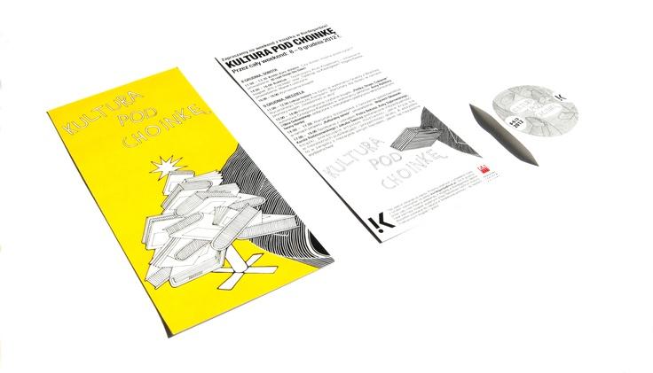 Design for Narodowe Centrum Kultury.