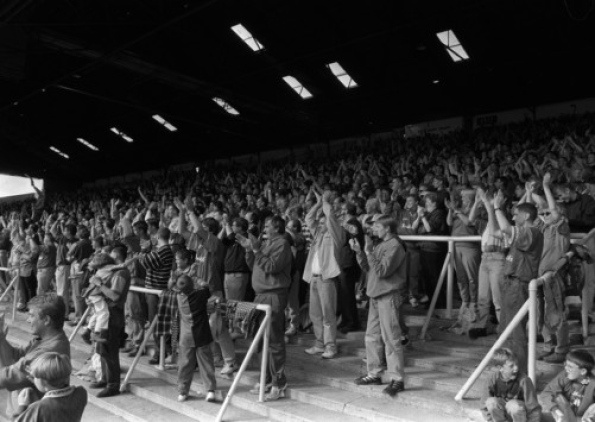 David Fishwick >> 21 best images about Turf Moor (1883) on Pinterest | Football, Posts and The club