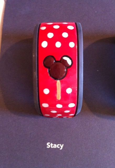 Has anyone decorated their Magic Bands? Please show us the pictures! - Page 147 - The DIS Discussion Forums - DISboards.com
