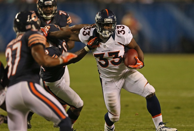 Denver Broncos Preseason Highlights: 4 Rising Players Pushing to Make Team