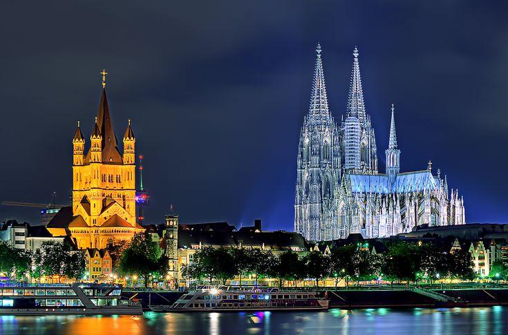 海外旅行世界遺産 ケルン大聖堂 ドイツの絶景写真画像ランキング ドイツ