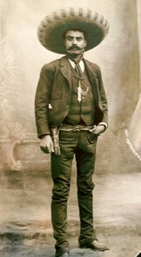 43 best emiliano zapata images on pinterest mexican for Emiliano zapata tattoo