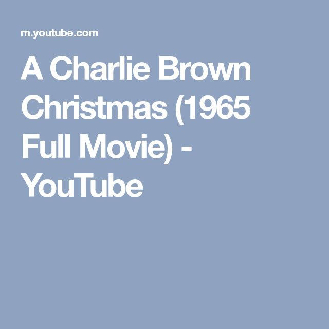 20 best kerstfilms images on pinterest full episodes mr bean a charlie brown christmas 1965 full movie youtube solutioingenieria Choice Image