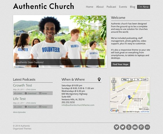 13 best more of the best church wordpress themes images on pinterest if you need to build a website for a church then you have to check out our favorite wordpress themes for churches these wordpress themes are specifically maxwellsz