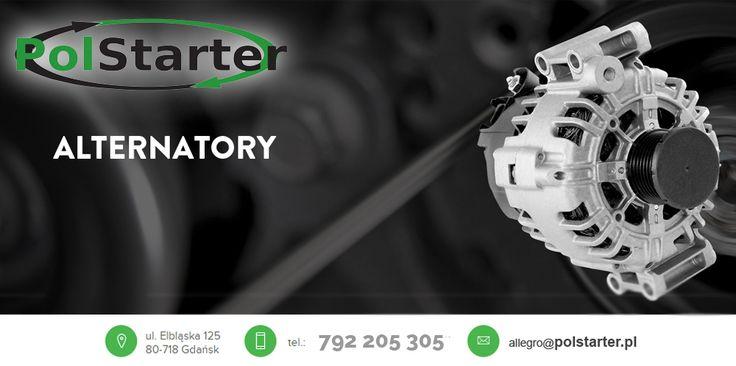 ⚫ ⚡Pierwszy alternator skonstruował Nikola Tesla już w 1891 roku. Wynalazek ten jest nieodłącznym elementem każdego współczesnego samochodu, a zasada jego działania pozostała niezmieniona od samego początku jego powstania.⚡❗ 🚗🚕🚙🚌🏎🚓🚑🚒🚐🚚🚜🚖🚘🚍🚔 ⚫ Nasze alternatory: http://sklep.polstarter.pl/pl/792-Alternatory ⚫ KONTAKT: 📲 792 205 305 ✉ allegro@polstarter.pl #alternatorsamochodowy #NikolaTesla #częścisamochodowe