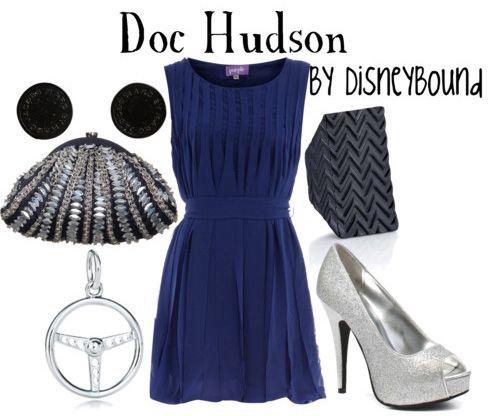 Doc Hudson- Cars<3