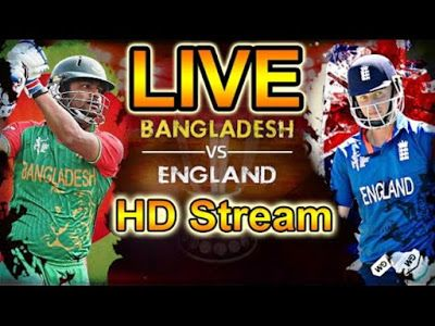 BANGLA  LIVE TV STREAMING: Bangladesh vs England Live Cricket Streaming,