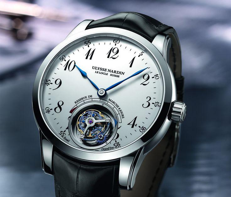 Les nouveautés 2015 des montres Ulysse Nardin - Les marques - Horlogerie Suisse