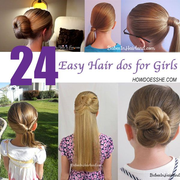 Die besten Tipps und Tricks für den Schulanfang   – Hair dos for the girls