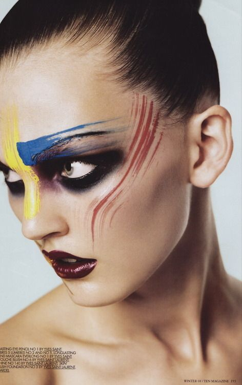 High Fashion Makeup Photography | The Best High Fashion Makeup photo Ashlee Holmes' photos - Buzznet