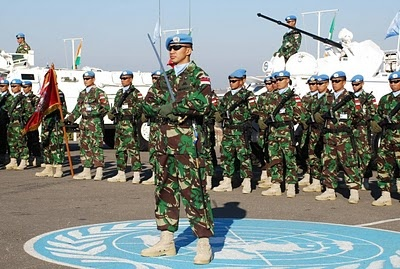 Peacekeeping from Indonesia