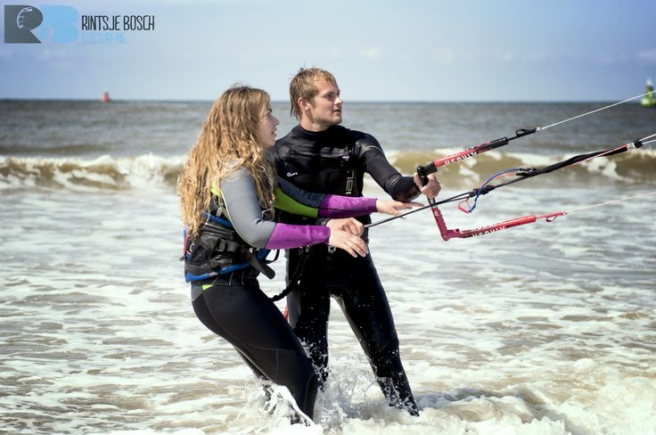 Vlieland kent de meeste zon- en winddagen van Nederland en dat kan prachtige condities opleveren om te leren kitesurfen