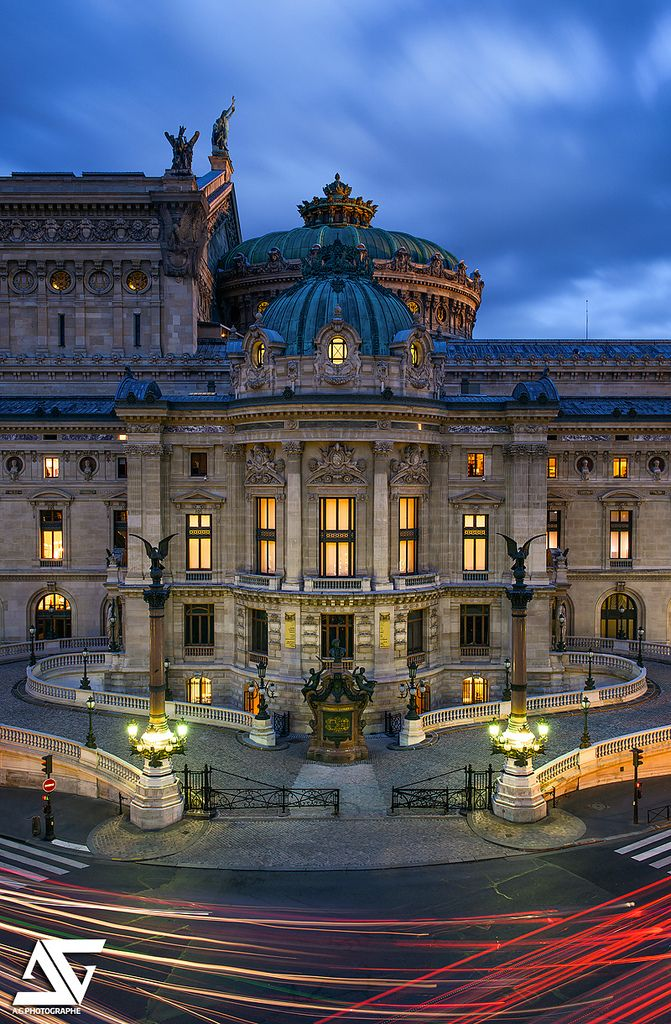 https://flic.kr/p/AEs7uL   Entrance   Entrée de l'Opéra Garnier, Paris, France…