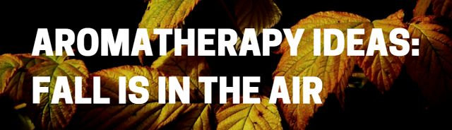Looking for ways to #cozy up your #home for #fall? Try these easy #aromatherapy #ideas!