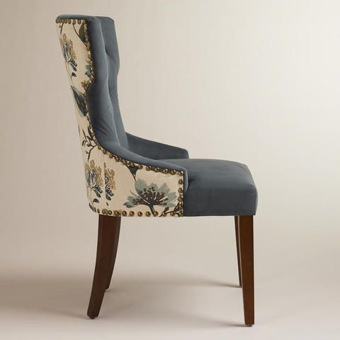 Atlantic Floral and Bird Maxine Dining Chair | World Market
