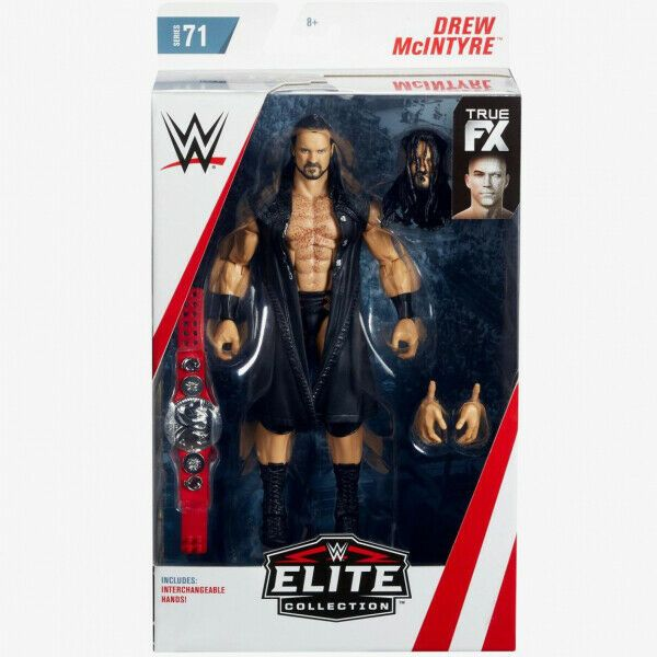 Pin By Paul Ashton On Wwe In 2020 Drew Mcintyre Wwe Wwe Elite