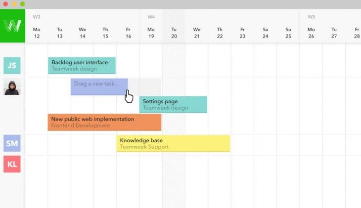 Conoce sobre teamweek, un sencillo y poderoso calendario online
