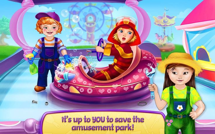 Baby Heroes Amusement Park Videos games for Kids - Girls - Baby Android ...