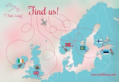 We are expanding! Hello Europe, here we are! So many stories shared with T'Aide Living Jewellery!