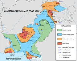 2005 Kashmir earthquake - Wikipedia, the free encyclopedia