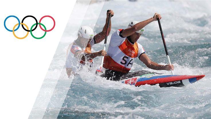 Rio Replay: Men's Canoe Double Final