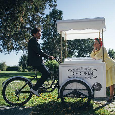 Offerte e promozioni -|carretto gelati Roma