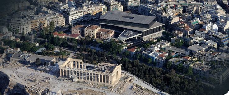 Today, the new Acropolis Museum has a total area of 25,000 square meters, with exhibition space of over 14,000 square meters, ten times more than that of the old museum on the Hill of the Acropolis. The new Museum offers all the amenities expected in an international museum of the 21st century.