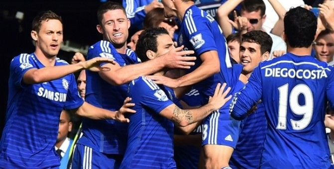 Hazard penalty Ekseskusi perfect and classy finishing Costa brings the Blues to win over the Gunners London derby
