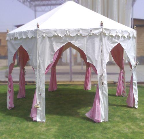 Children's Pink Indian Tent
