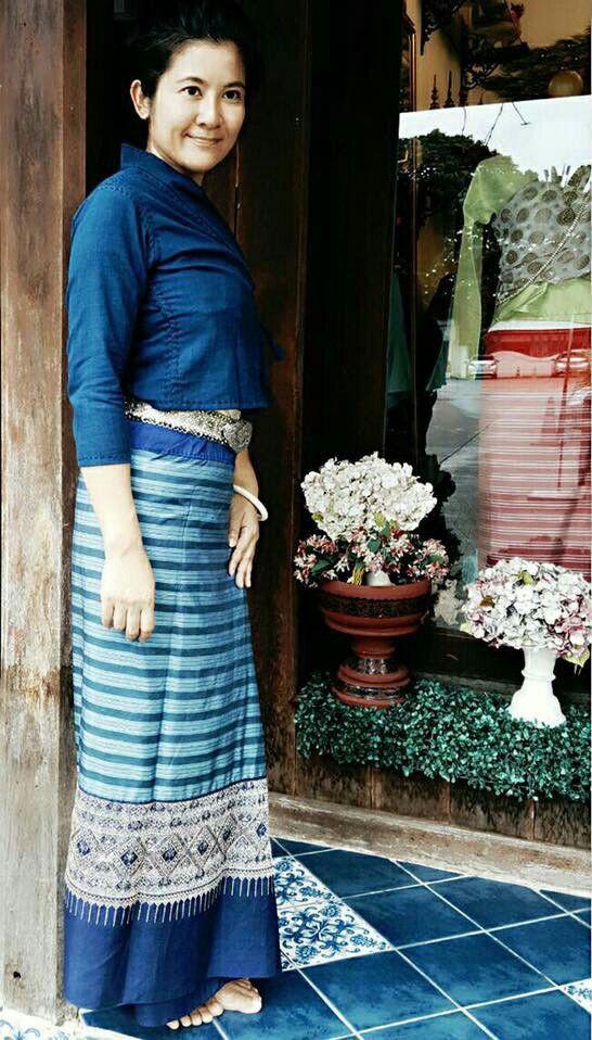 Thai-Lanna Traditional Fashion for women