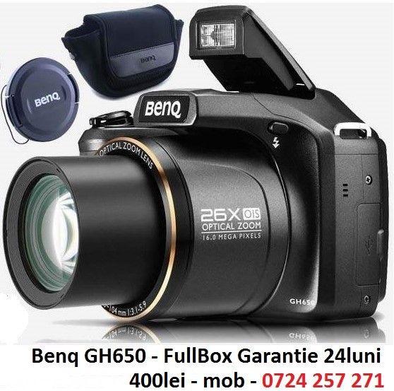 Lichidare de Stoc Benq GH650 - FullBox - Garantie 24luni - 400lei mob 0724 257 271