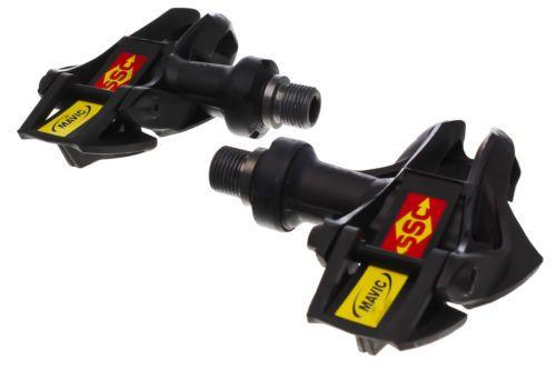 Mavic SLR Ti Road Bike Pedals Clipless