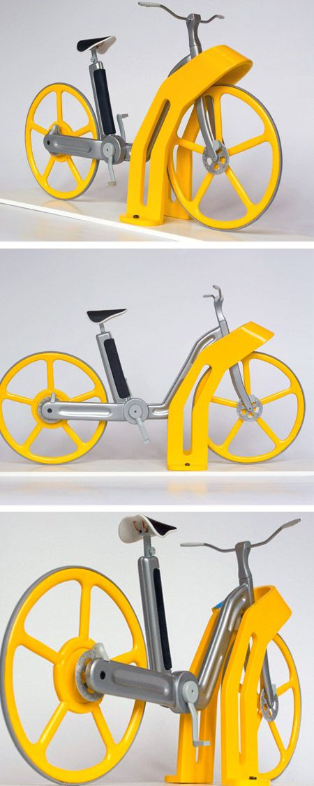 Now here's a bicycle that would do well in areas like San Francisco where the hills roll on and on – the Cykle. This is a project that is modeled on the Bike Share systems which have already gained a measure of popularity around Europe by using the best of both muscle and electric power to get you to your destination.