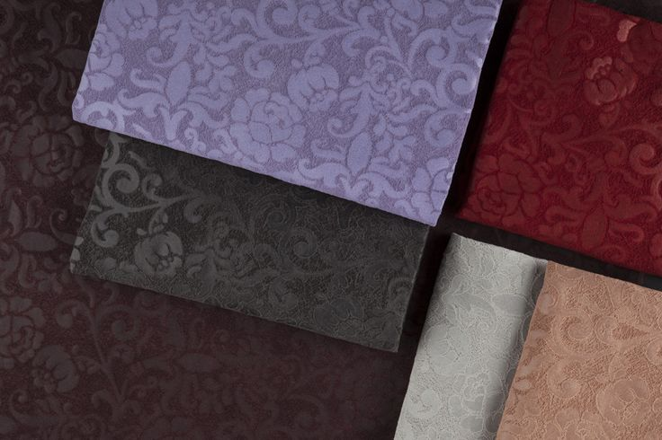 Arabesque collection by Studioart #leather #design #texture