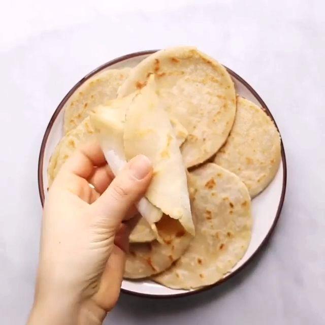 Tortillas di cavolfiore paleo a due ingredienti! Ricetta che cambia la vita per i …