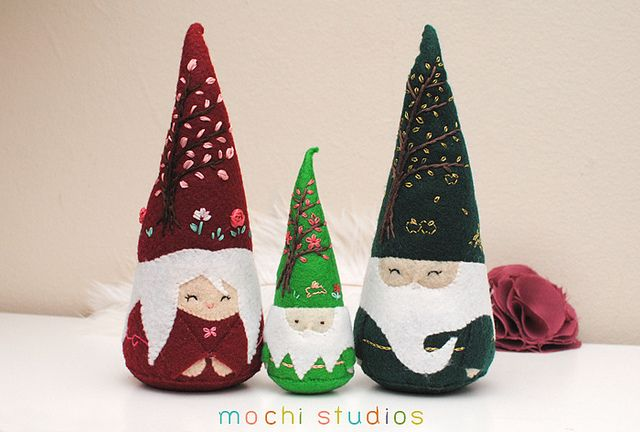 Family of Gnomes | Flickr - Photo Sharing!